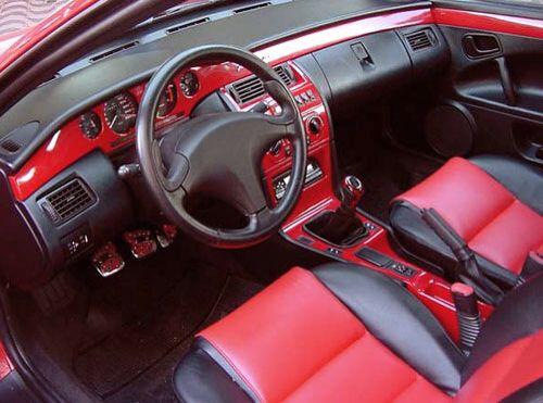 Fiat Coupe Interior Modern Interior Interior Modern
