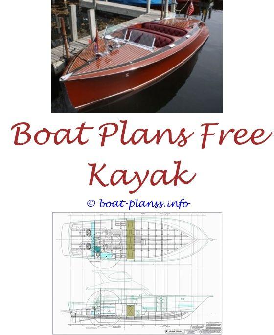 cardboard boat plans - mirada boat 2100 floor plans.build wooden ...