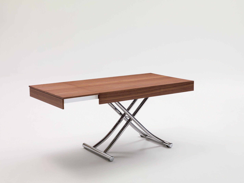 Height Adjustable Extending Coffee Table Wood By Ozzio Design Design Studio Ozeta Wood Console Table Ikea Lack Coffee Table Coffee Table Expandable [ 1860 x 2480 Pixel ]