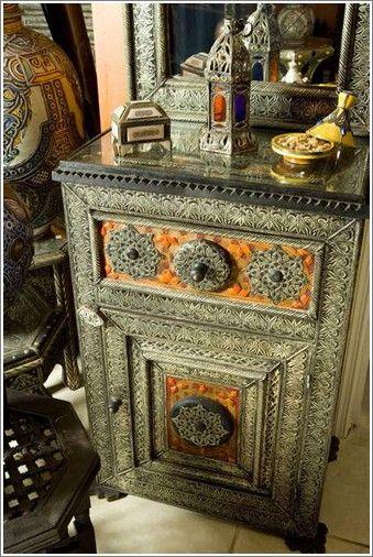 Epingle Par Samia Nadim Sur Artisanat Du Maroc Deco Marocaine Decoration Style Bohemien Meuble