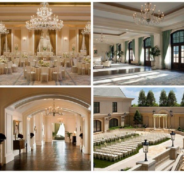 Ceremony Reception Location: St. Regis Atlanta Ceremony And Reception Space.