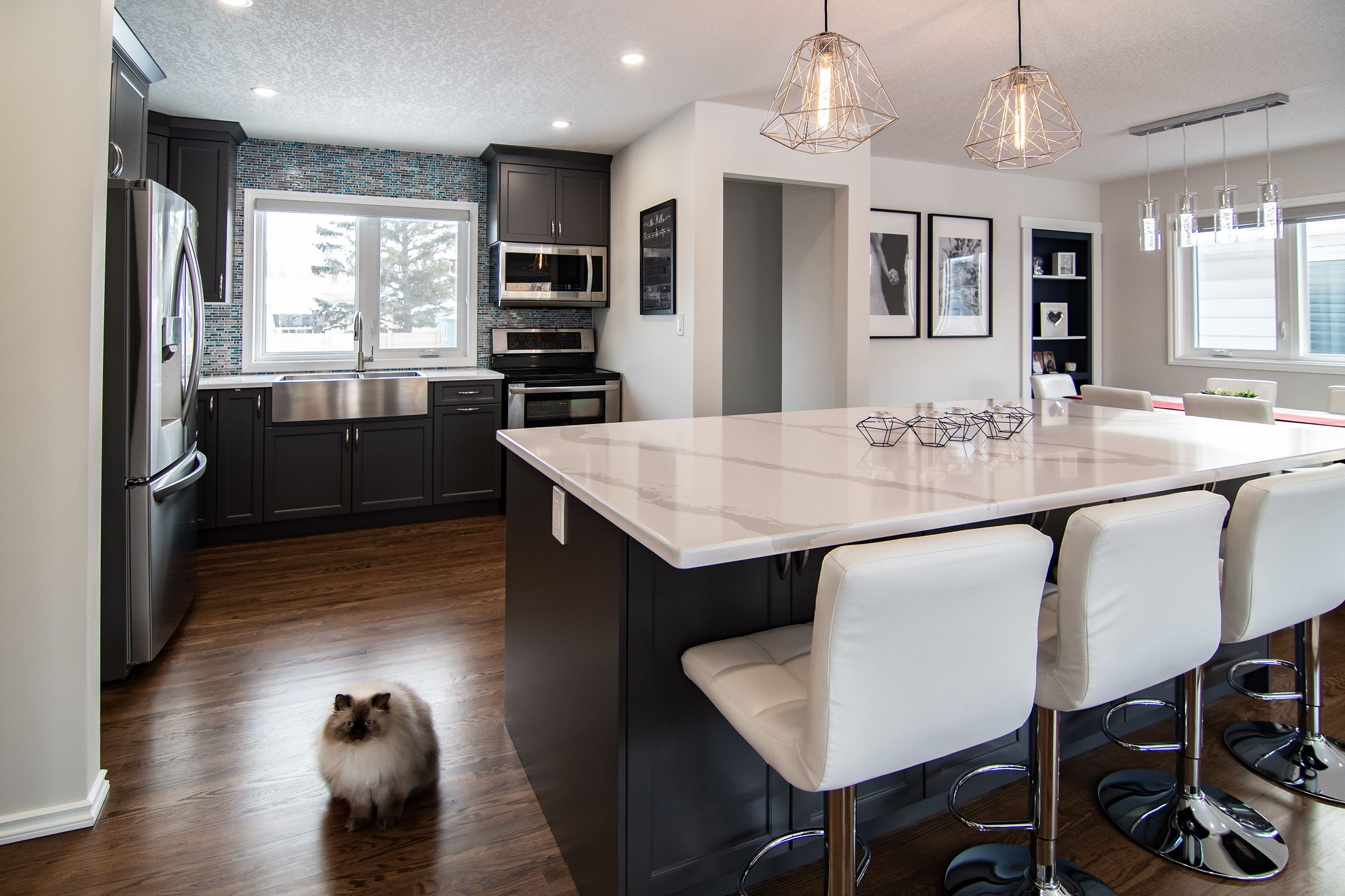 The Ombra Kitchen Project Superior Cabinets Kitchen Projects Quality Kitchens