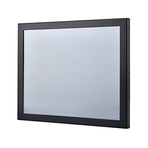 17 Inch Industrial Resistive Touch Panel All in One PC I5 3317U Z15 #touchpanel