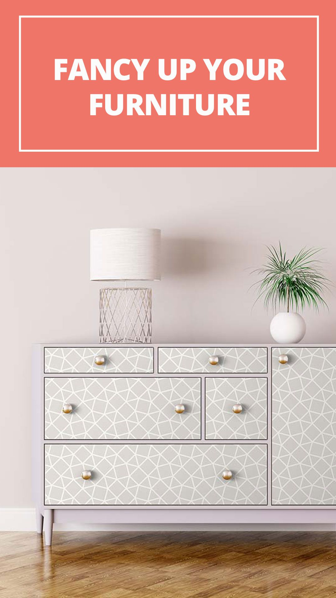 Beyond The Wall 5 Creative Uses Of Peel And Stick Wallpaper Quick Diy Furniture Furniture Peel And Stick Wallpaper