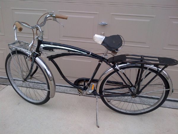 1958 SCHWINN MARK 2 JAGUAR Schwinn, Bike, Bicycle