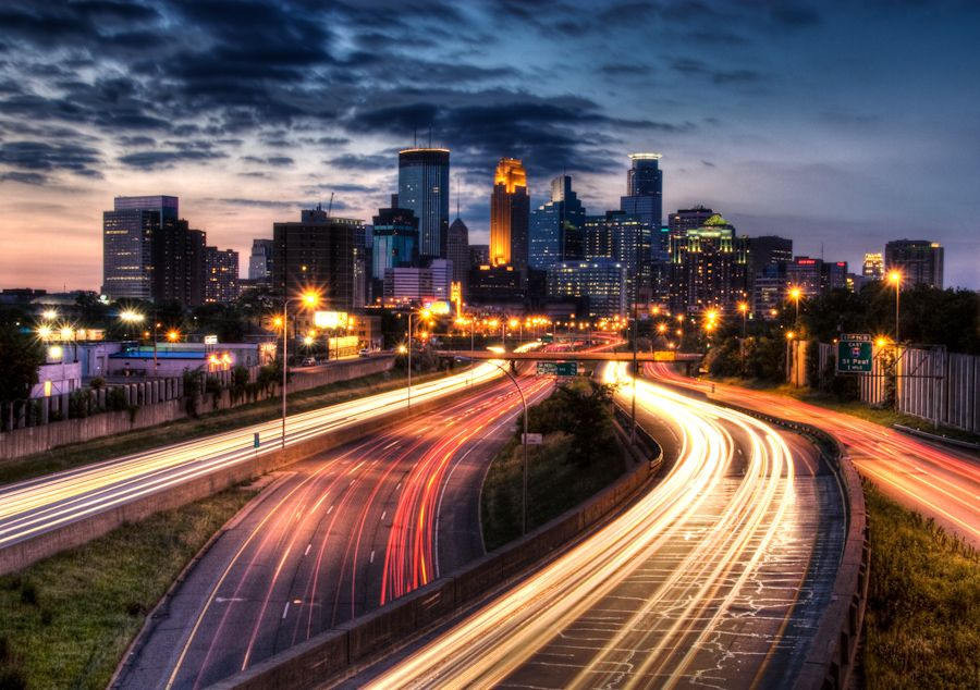 Was here for CiscoWorks training. The first city I've visited where I was too intimidated to go for a road trip while I was there. - Minneapolis