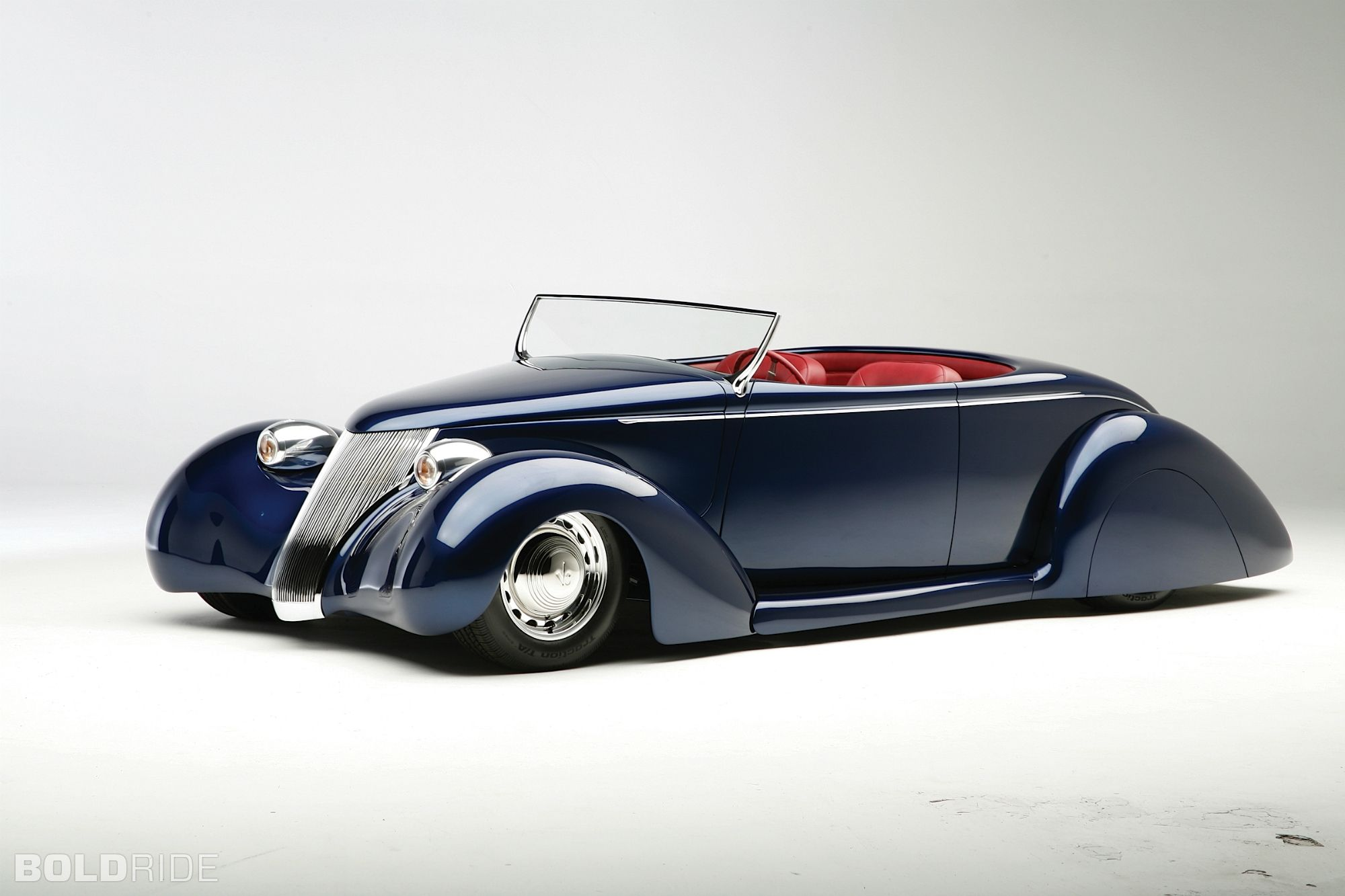 Ford Sublime Custom Roadster | Ford, Cars and Automotive news