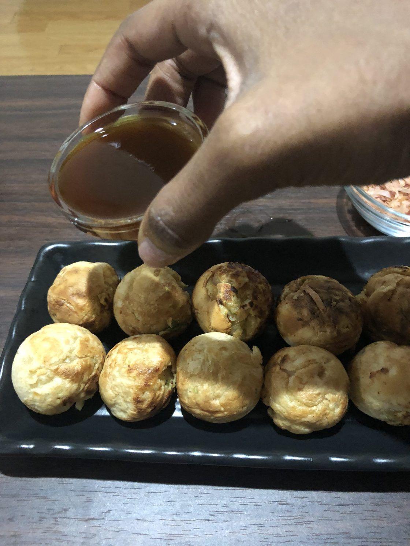 Takoyaki Recipe How to make Takoyaki (Battered Octopus