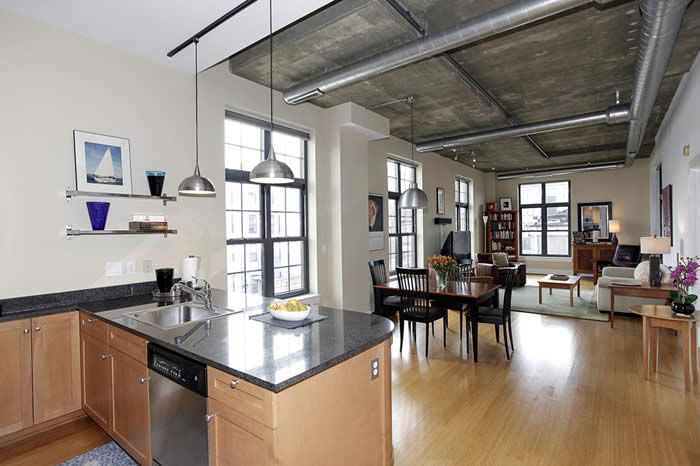 Exposed Ductwork Google Search Www Itemphvac Com Loft