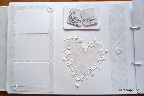 Herz Fotoalben Fotoalbum Fotobuch Buchalbum für Weihnachten Hochzeit