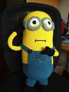 Crochet Pattern Name: Hugh the Minion (X-Large!) Pattern by: Teresa Alvarez #minioncrochetpatterns Crochet Pattern Name: Hugh the Minion (X-Large!) Pattern by: Teresa Alvarez #minioncrochetpatterns Crochet Pattern Name: Hugh the Minion (X-Large!) Pattern by: Teresa Alvarez #minioncrochetpatterns Crochet Pattern Name: Hugh the Minion (X-Large!) Pattern by: Teresa Alvarez #minioncrochetpatterns Crochet Pattern Name: Hugh the Minion (X-Large!) Pattern by: Teresa Alvarez #minioncrochetpatterns Croch #minioncrochetpatterns