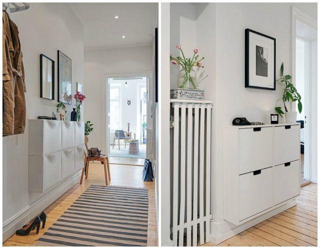 Como decorar un pasillo estrecho mueble pinterest - Como decorar un pasillo estrecho ...