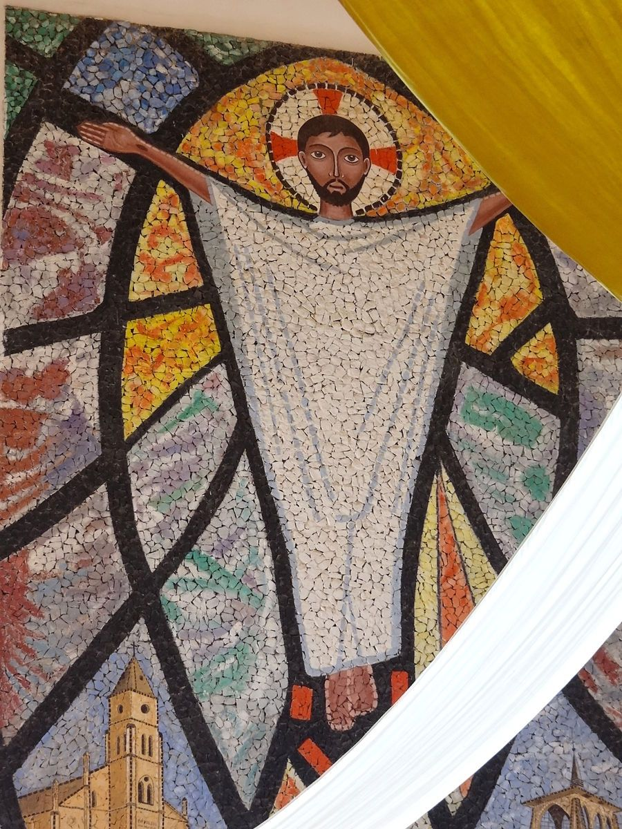 File:Mosaic Design of Christ with Sashes - Cathedral