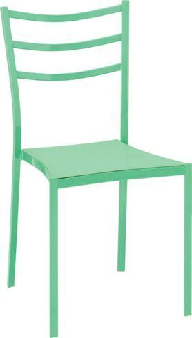 trendiger stuhl im modernen outfit in gr n praktisch und bequem st hle pinterest moderne. Black Bedroom Furniture Sets. Home Design Ideas