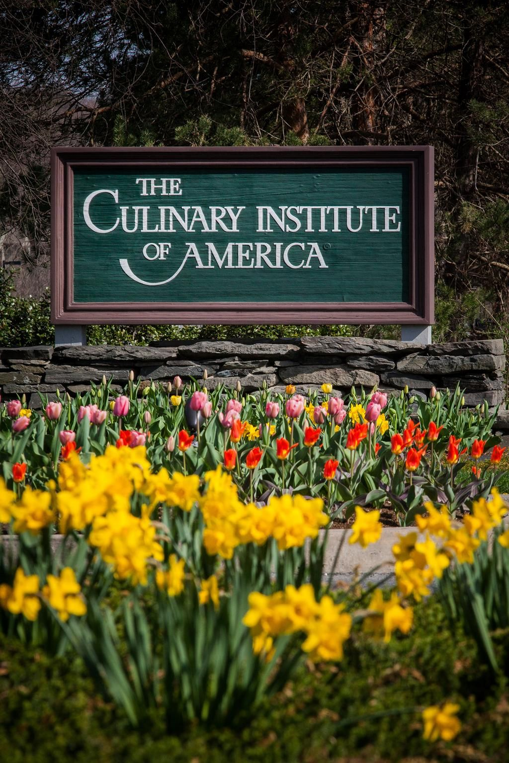 The Culinary Institute of America, Hyde Park, NY