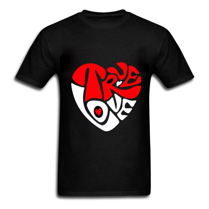 True Love T-Shirt | T-shirts with LOVE | Pinterest | Word design ...