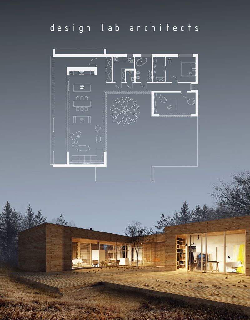 timber frame house | design lab architects | dsnlab.pl
