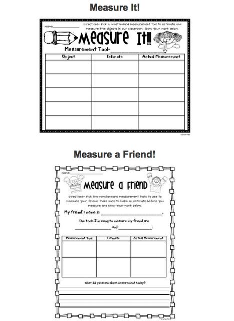 measurement teacher stuff pinterest math math measurement and school. Black Bedroom Furniture Sets. Home Design Ideas