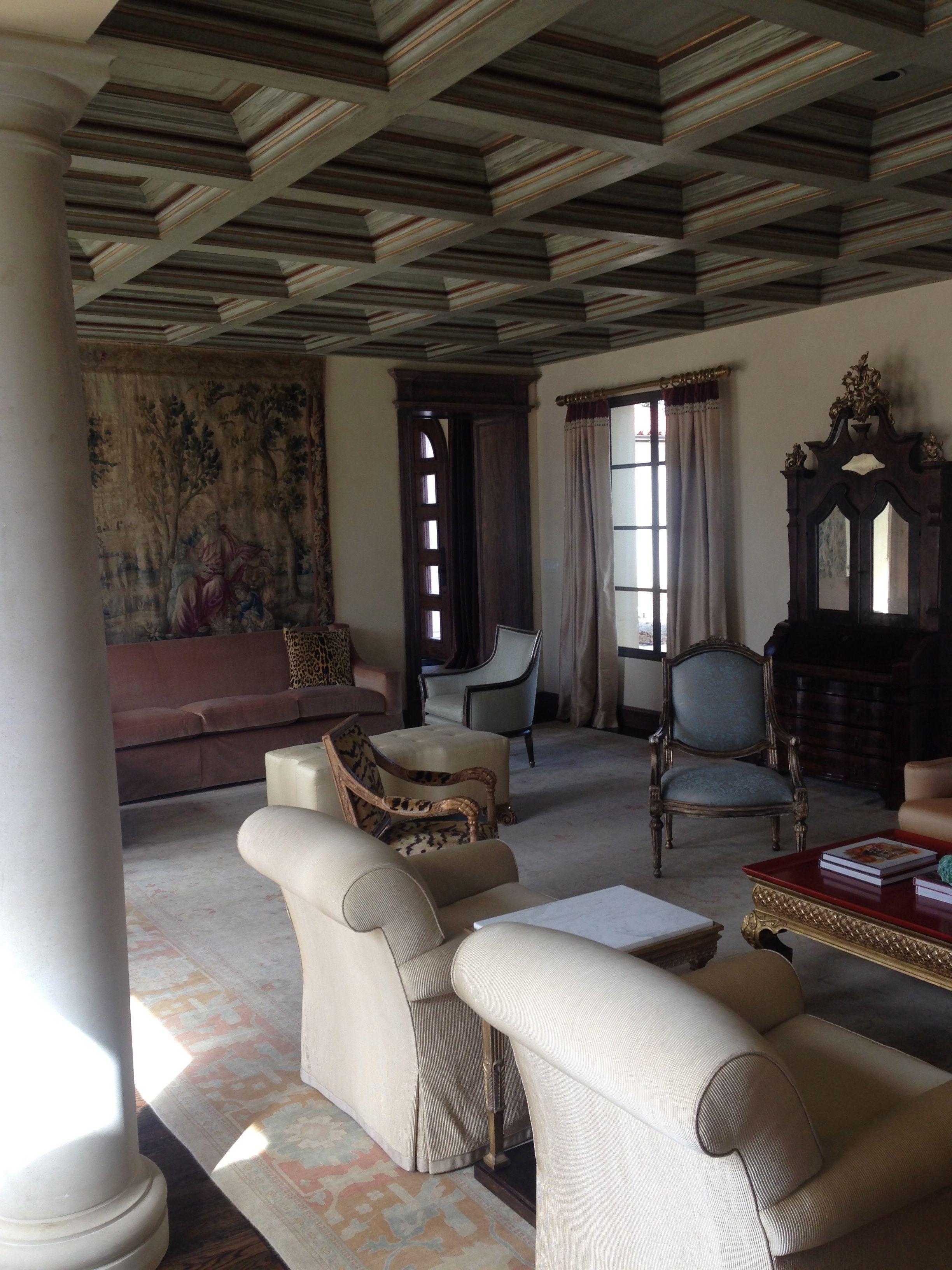Santa Barbara Italian Living Room  Houses I've Built  Pinterest Awesome Italian Living Room Design 2018