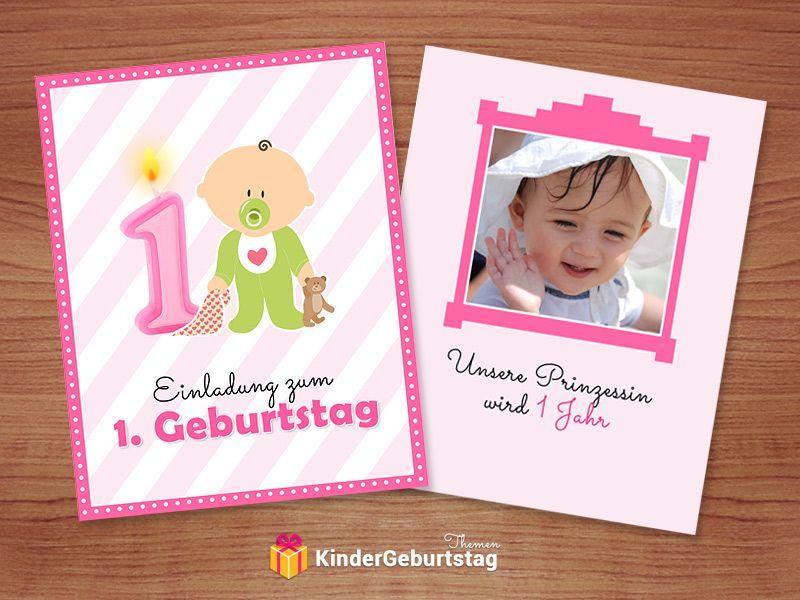 Einladungen Zum 1 Geburtstag Downloaden Einladungen Geburtstag