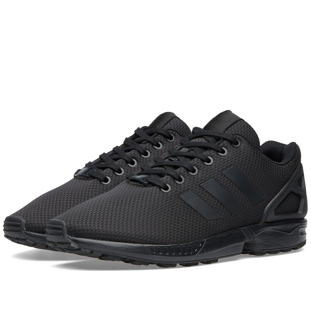 Adidas ZX Flux (Core Black & Dark Grey)