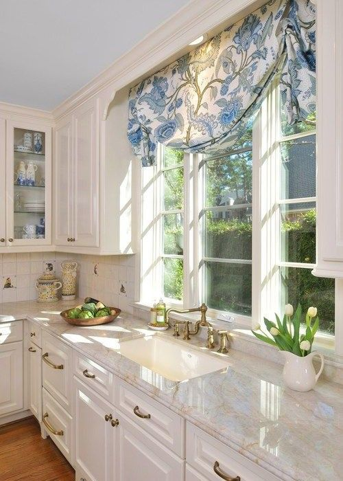bay window valance custom carlaaston refined traditional kitchen filled with classically understated elegance kitchen curtains and valances