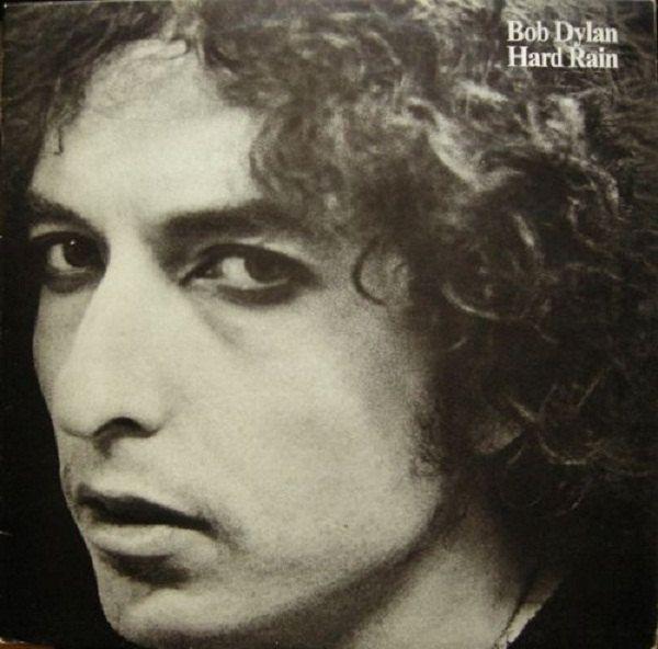 Bob Dylan Hard Rain vinyl LP original 1976 Near Mint condition by pickergreece on Etsy