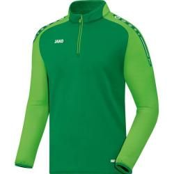 Jako Herren Ziptop Champ, Größe Xl in Sportgrün / Soft Green, Größe Xl in Sportgrün / Soft Green Jak