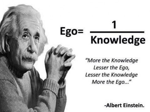 C2sees2 Ego 1 Knowledge Arrogance Vs Confidence Personal