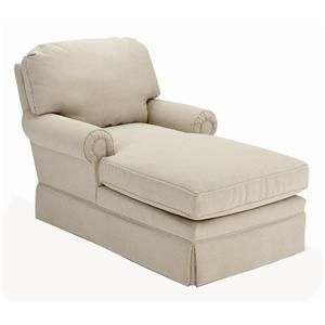 I 39 ve always wanted one just like this in a small geometric - Changer toile chaise longue ...