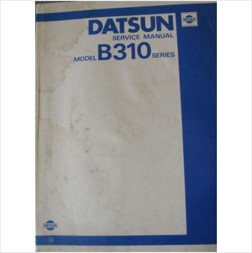 datsun b310 series service manual 1980 sm0e b310g0 on ebid united rh pinterest com Datsun 310 GX Hatchback 1979 Datsun 310