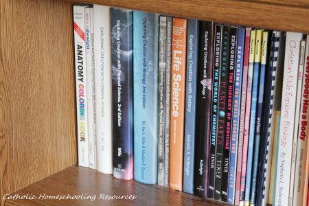 Homeschooling for High School Book Choices