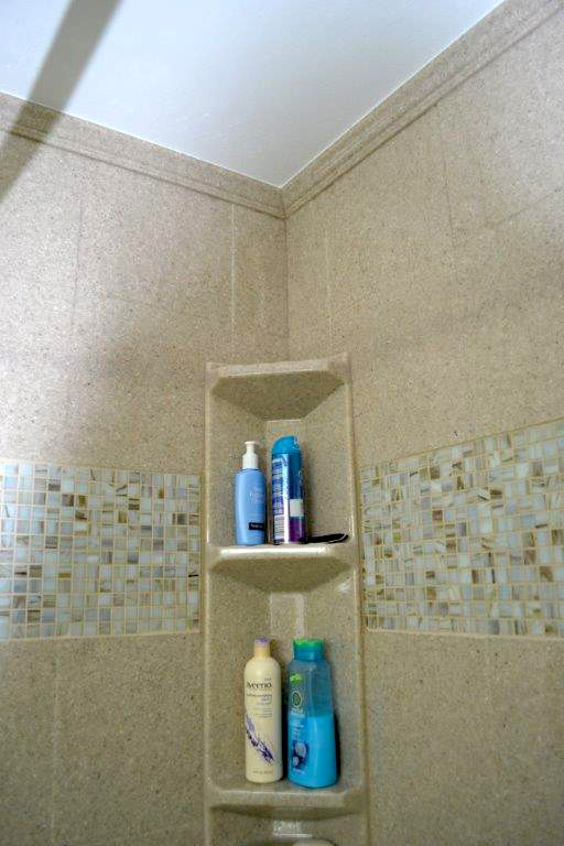 Onyx Shower Caddy Shower Shelf Onyx Shower Shower Installation