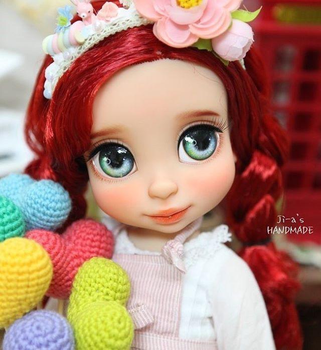 #disneybabydoll #babydollariel #Ariel #babydoll #doll #dollcustom #disney  #디즈니베이비돌 #1 #베이비돌 #베이비돌리페인팅 #dollstagram #dolls #돌스타그램