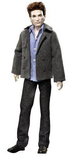 Tämä Barbien keräilynukke oli New Yorkin Toy'sRUsissa myynnissä tammikuussa 2009 enkä nuukuuksissani sitä silloin ostanut... Nyt melkein harmittaa...