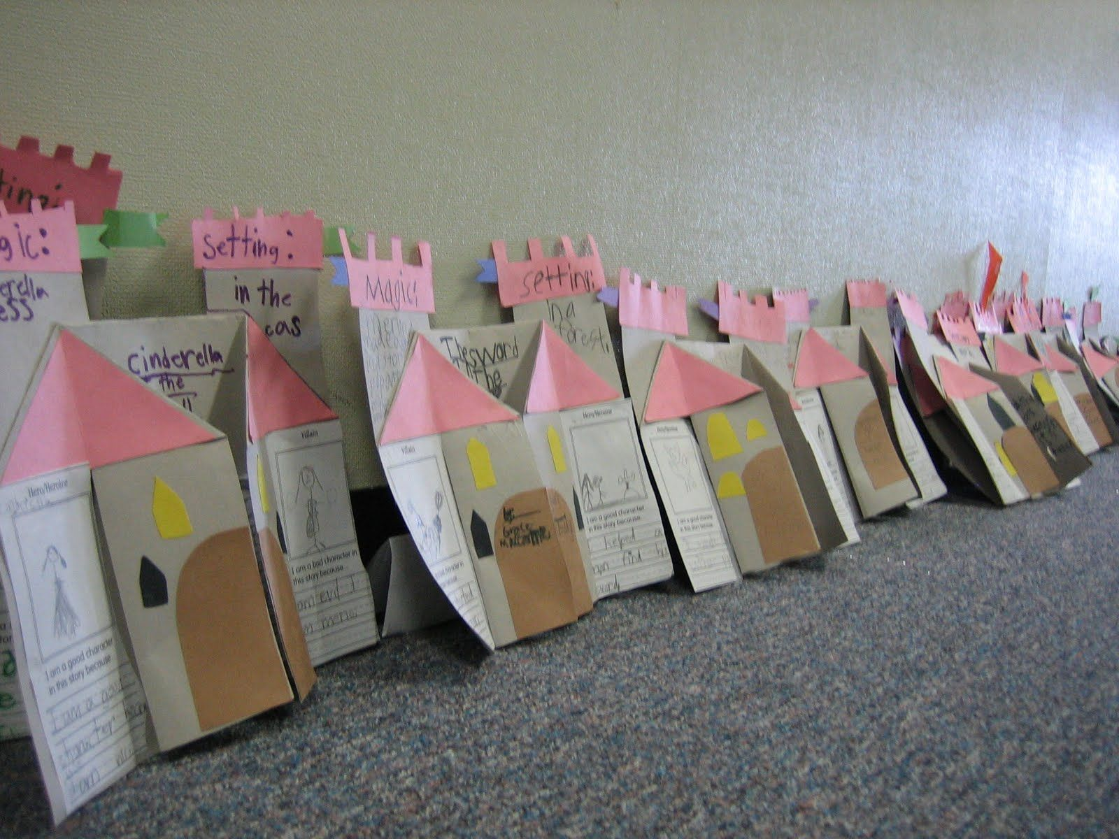 First Grade Book Report Printables Fairy Tale