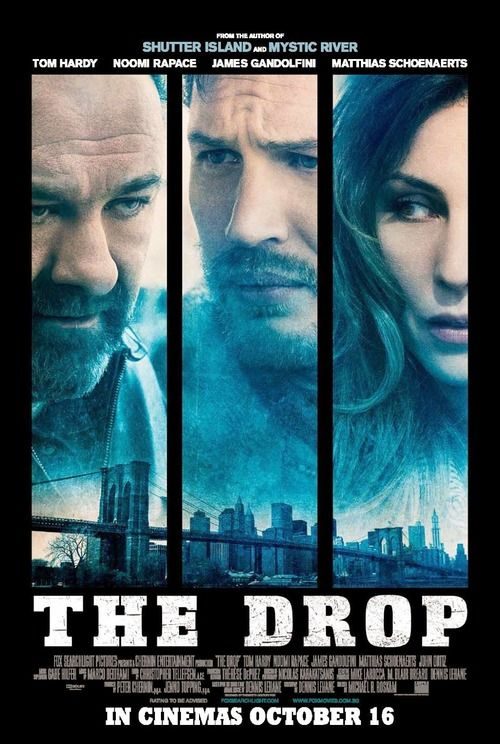 The Drop With Images Tom Hardy Drop Noomi Rapace