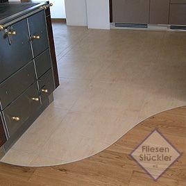 offene küche bodenbelag übergang - google-suche | küche ... - Bodenbelag Für Küche
