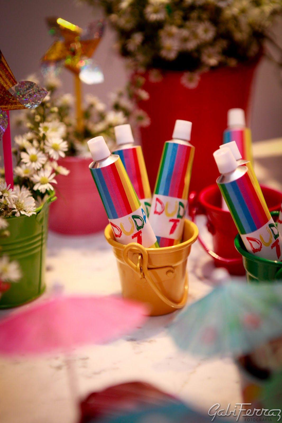 Quantas cores nessa festa!!  Festa infantil bonita e alegre se faz assim, bem colorida!!! Tudo lindo nessa festa acontecida no Buffet Rosset...
