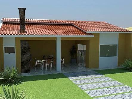 Resultado de imagem para modelos de ediculas pequenas for Modelos de patios de casas pequenas