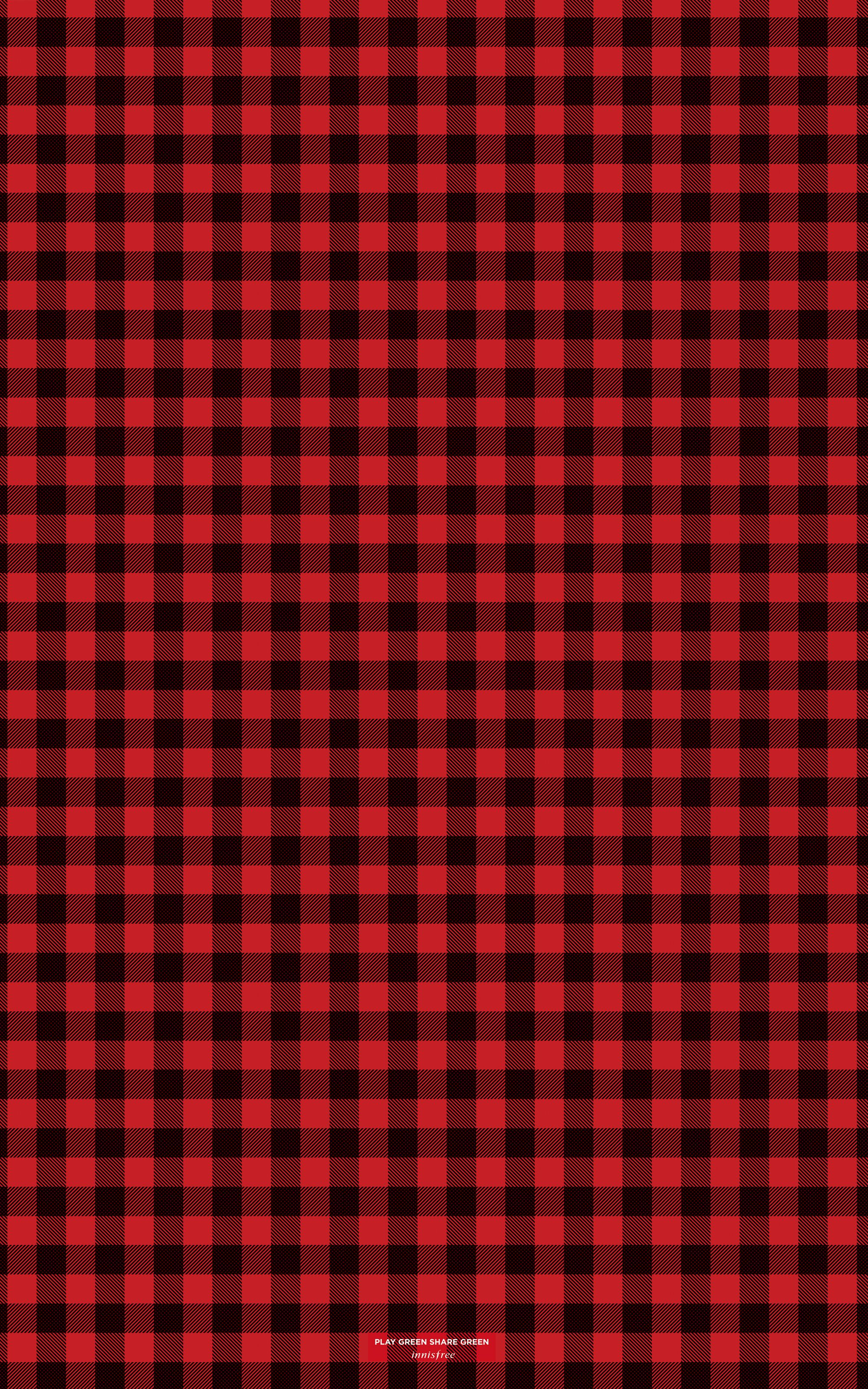 Background Red Black Check Winter Pattern Black And Red Background Patterns Red
