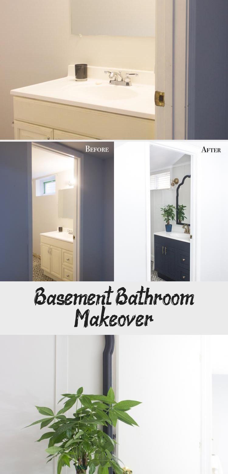 Sanierung Des Badezimmers Im Keller Dekoration In 2020 Badezimmer Im Keller Badezimmer Renovierungen Kleines Bad Renovierungen