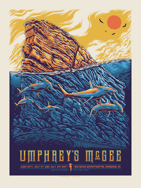 image result for umphrey s mcgee red