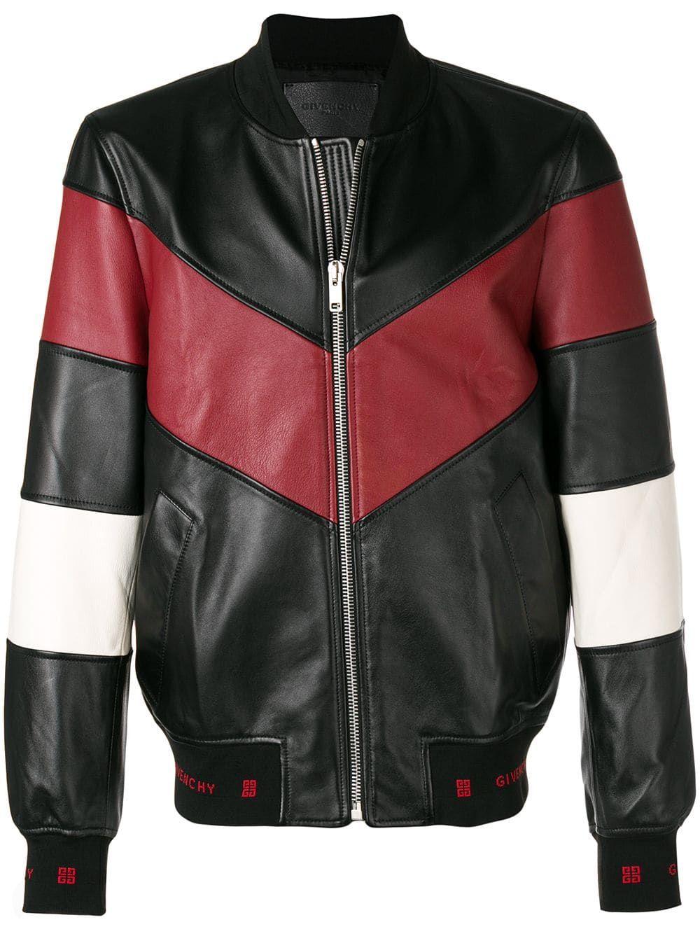 Men/'s BASEBALL HOODED Black With BEIGE TRIM Hip Hop Lambskin Leather Jacket 4486