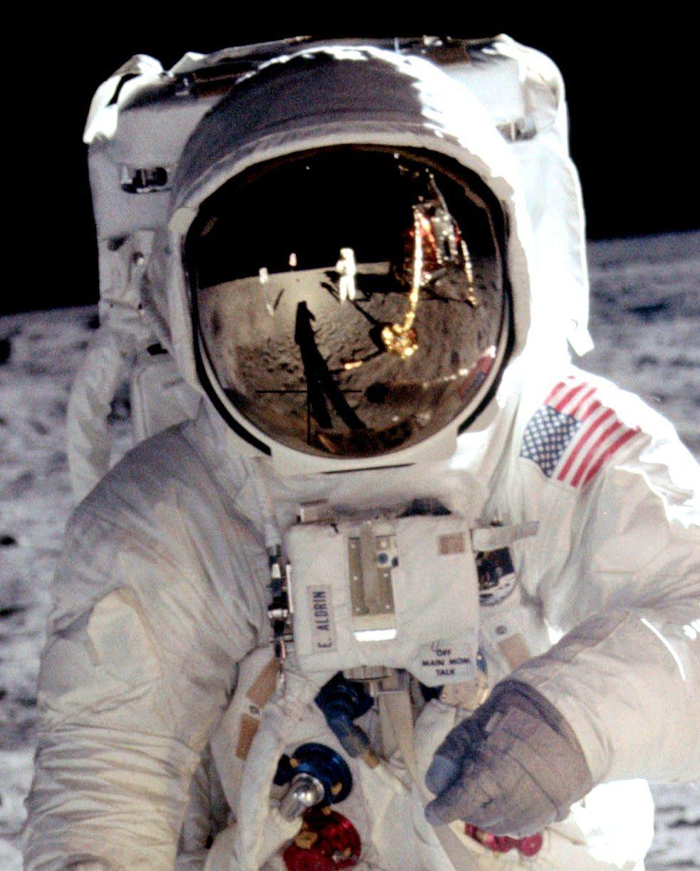 astronauts apollo 11 visite - HD983×1223