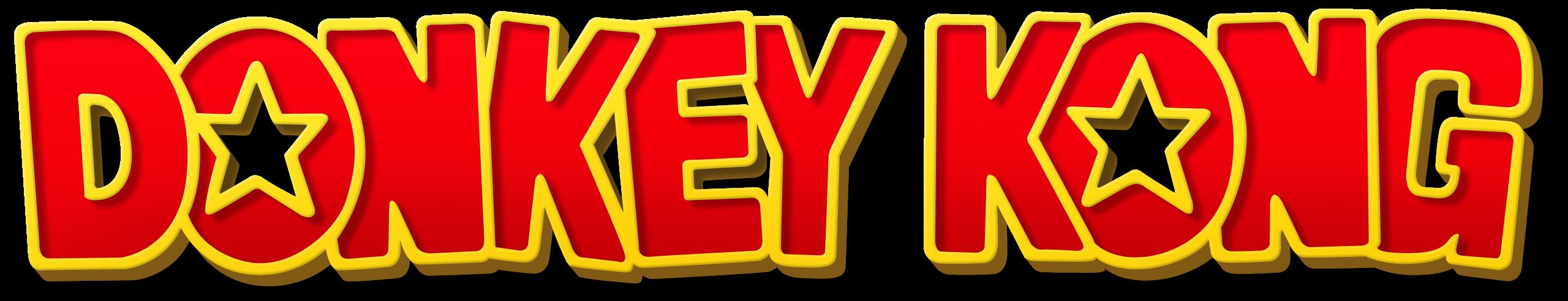 Donkey Kong Logo Nasa