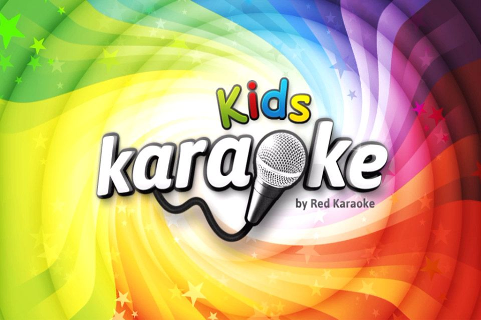 Karaoke Kids  Sing along to the tunes with your children and record