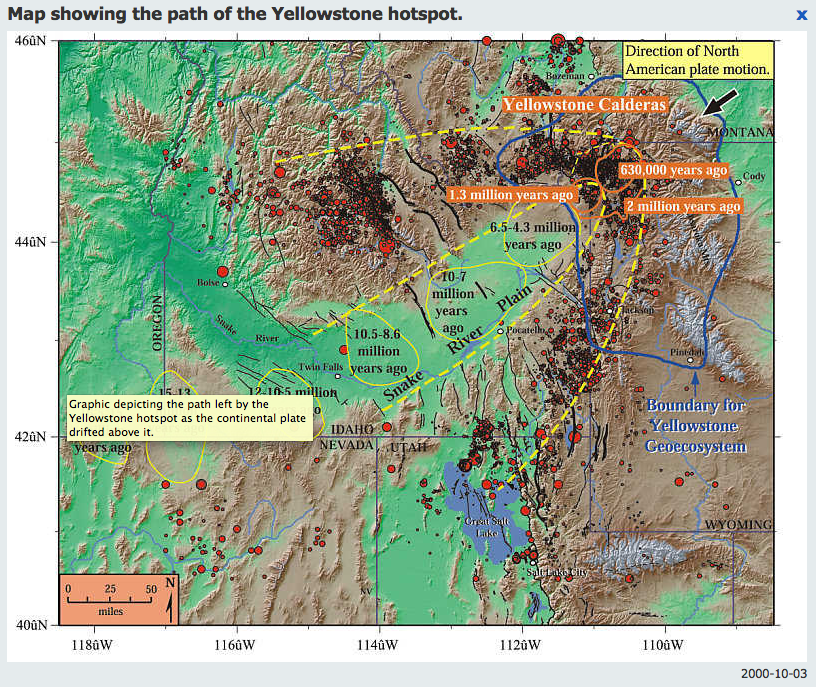 What Would Happen If The Yellowstone Supervolcano Actually Erupted