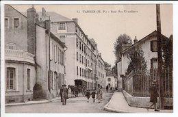 cpa carte postale ancienne - tarbes rue des ursulines (Numéro d'objet: #687019921) | Cartes ...