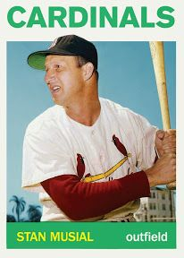Cards That Never Were Designs Stan Musial Baseball Cards Stl Baseball